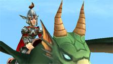Wizard 101 Dragon Mount