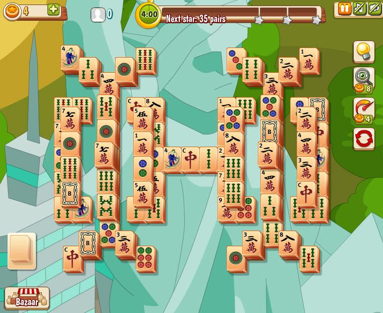 how to win at mahjong trails