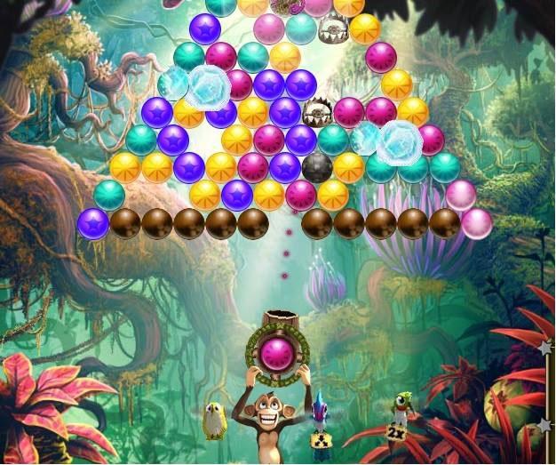 Speed slot bubble safari