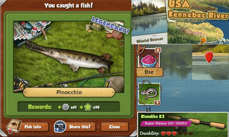 Fishing world wwgdb for World of fishing