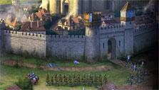 Tribal Wars 2: Castle siege