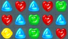 Gummy Drop: Colorful gummies