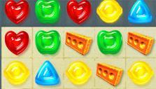 Gummy Drop: White tiles