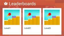 Leaderboard in Jumpy