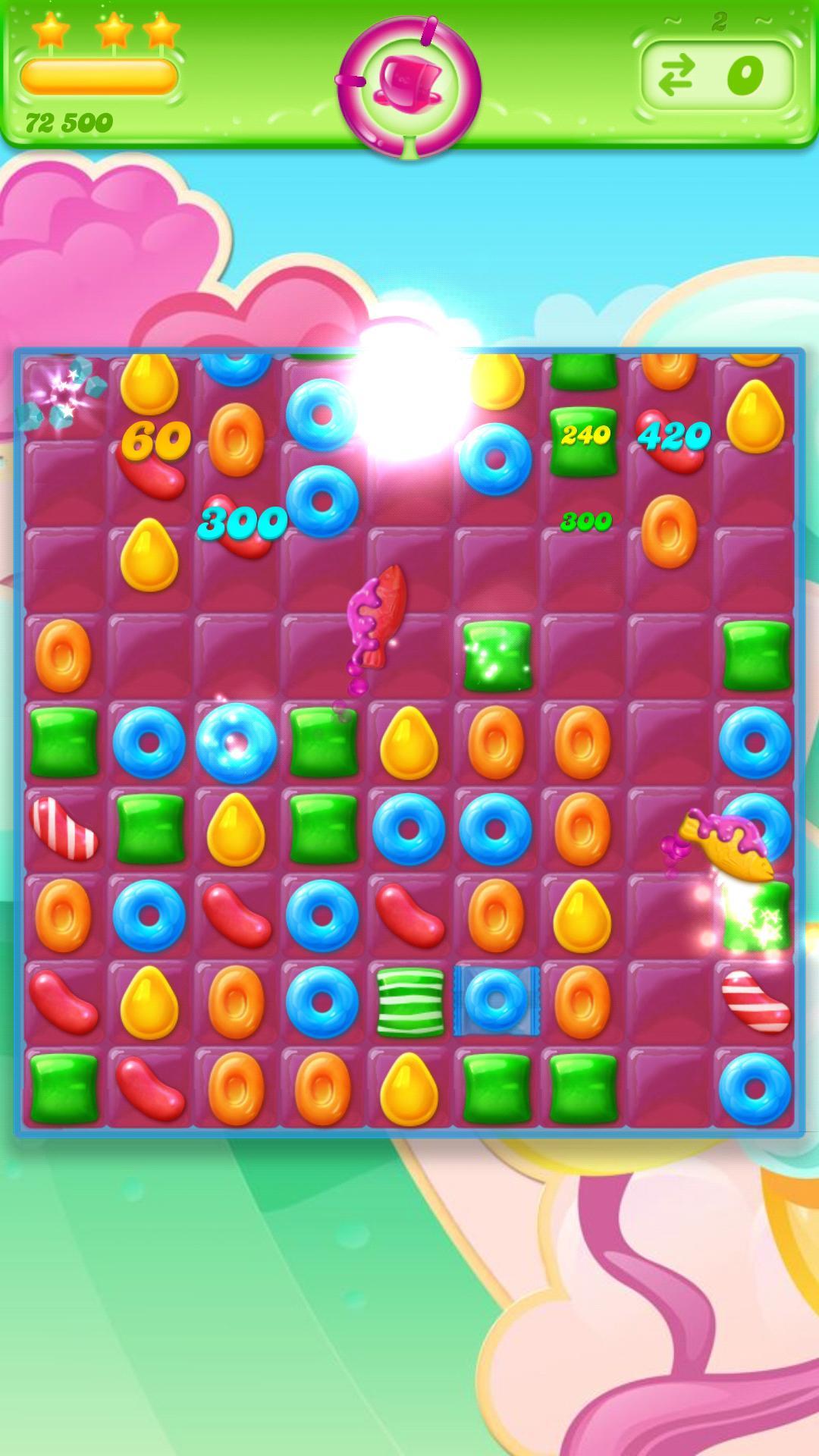 Candy crush jelly saga wwgdb for Candy crush fish