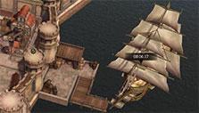 The docks in Era of Empire