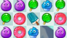 Sugary sweet candies in Candy Valley