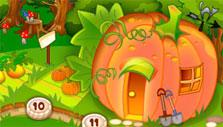 Candy Valley: level selection