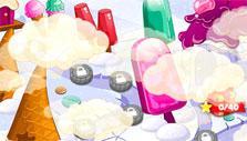 Candy Valley: Ice cream land