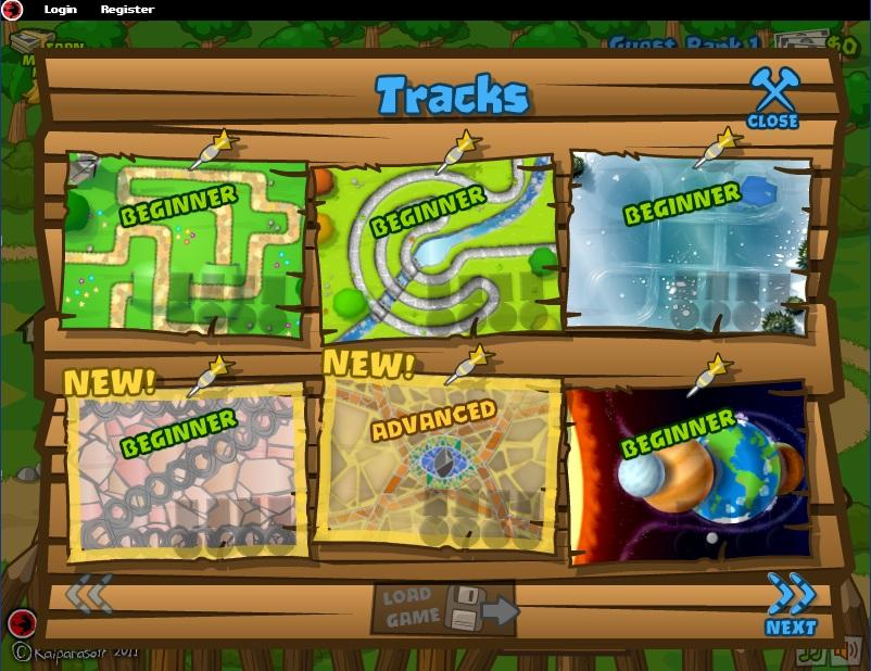 Bloons Tower Defense 5 - WWGDB