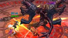 Blades and Rings: Veolun boss fight